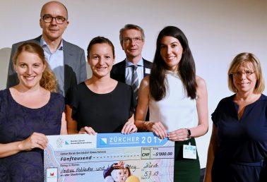 Spitex Zürich gewinnt Preis für Versorgungsforschung